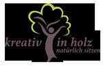 kreativ in holz Logo